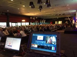 Presentatie met Skype
